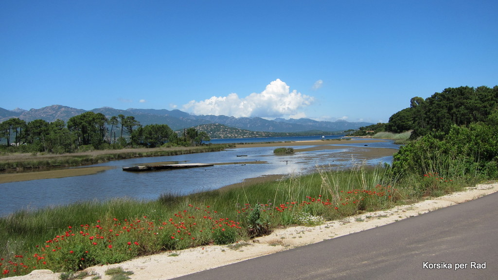 7. Etappe: Bonifacio - Tarco