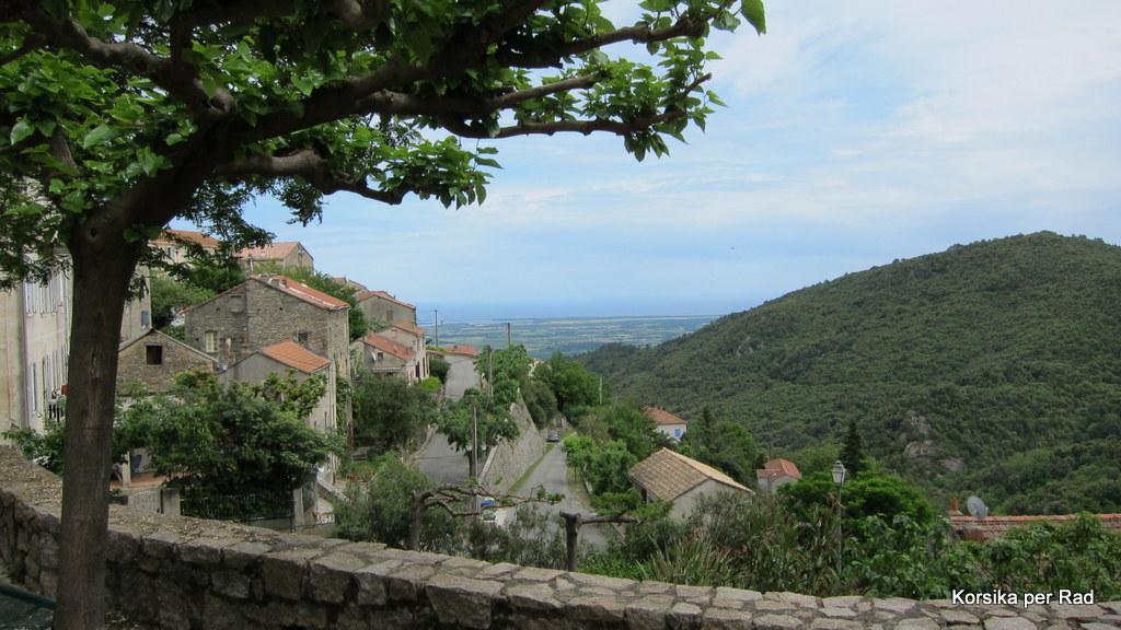 9. Etappe: Tarco - Ghisonaccia