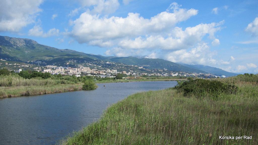 12. Etappe Der Korsika-Radtour