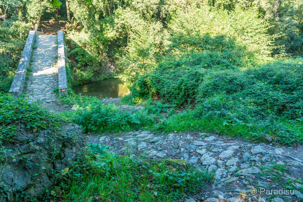 Genuesische Brücke Bucatoggio