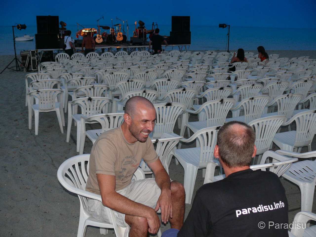 Jean-Charles Papi Interview Paradisu