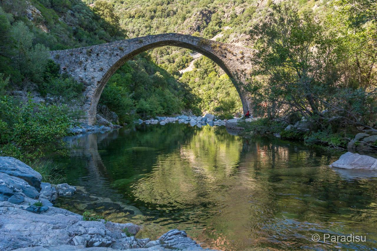 Korsika Geschichte Genueserbrücke
