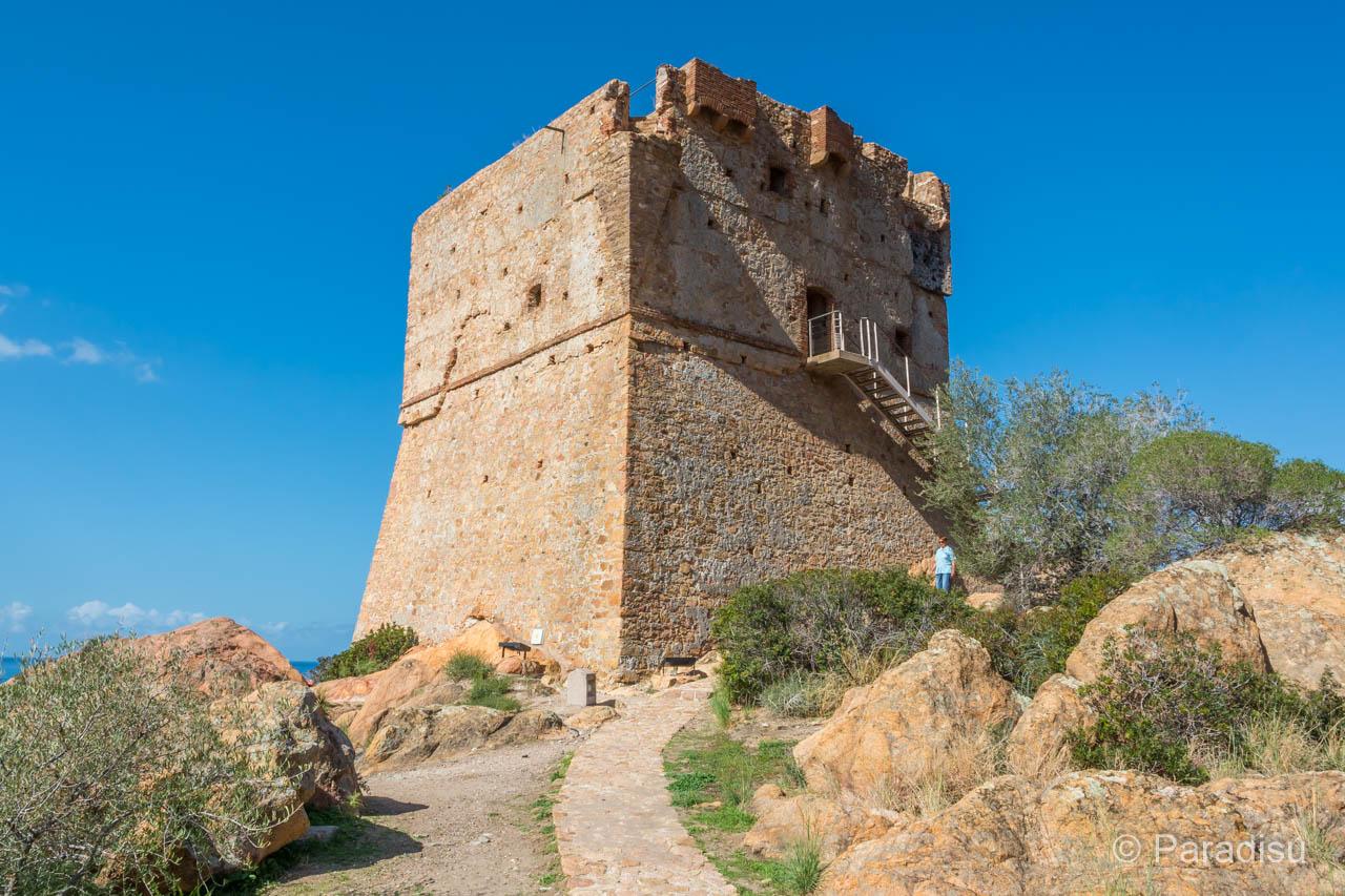 Korsika Geschichte Genueserturm