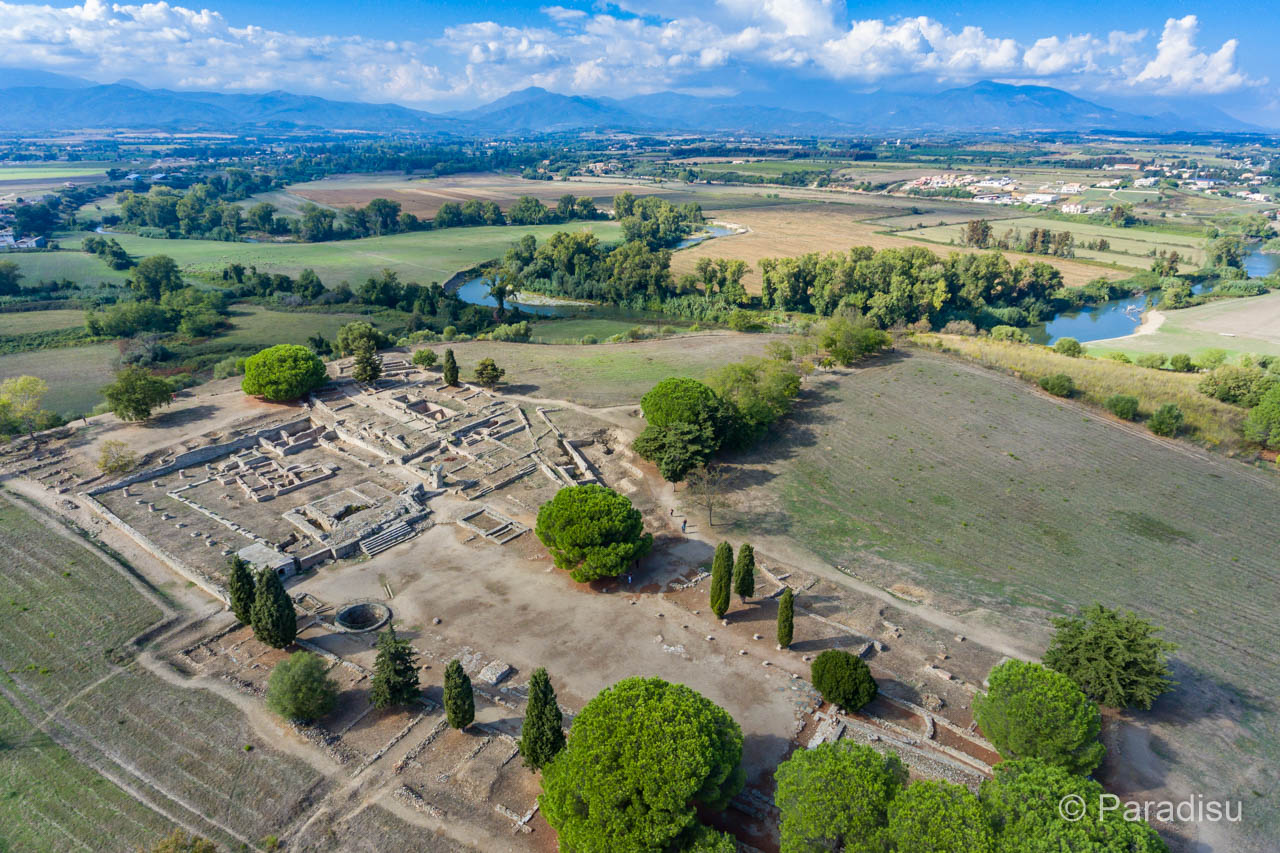 Korsika Geschichte Römer Aleria