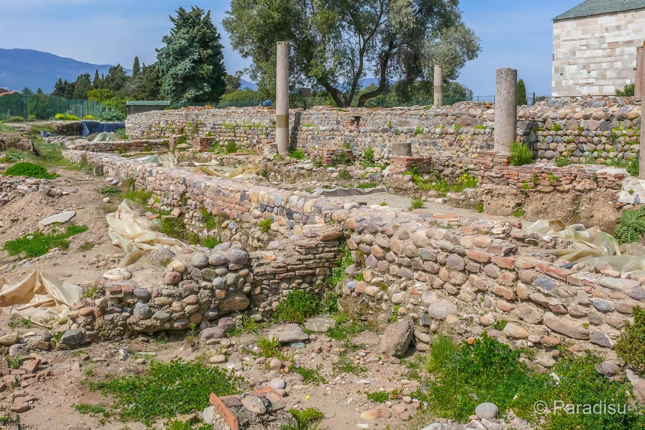 Korsika Geschichte Römer Mariana