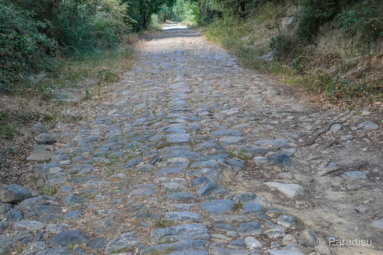 Korsika Geschichte Römerstrasse