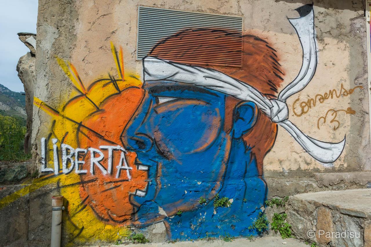 Korsika Geschichte Unabhängigkeit