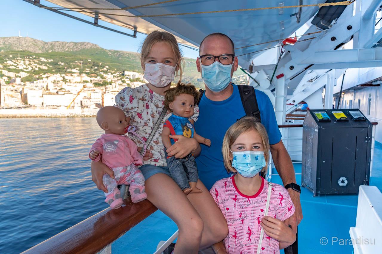Wir Auf Dem Weg Nach Korsika Im Corona-Sommer 2020