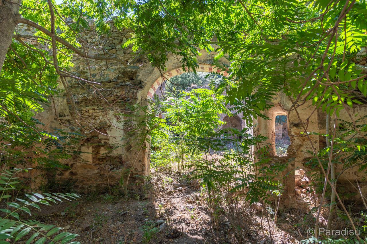 Ehemaliges Kloster Saint François De Caccia