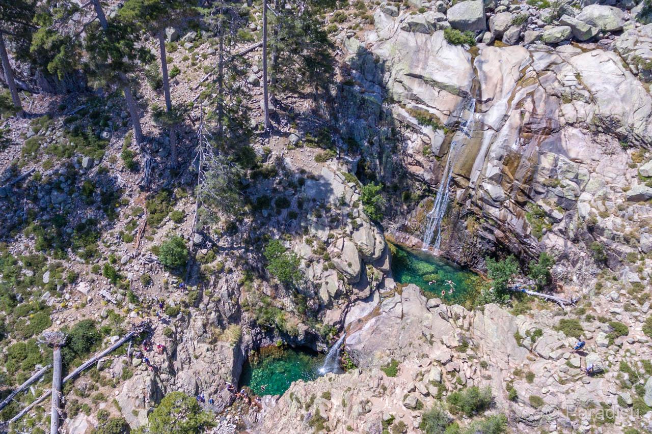 Cascades De Radule