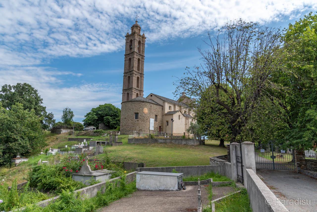 Kirche Bei San Nicolao