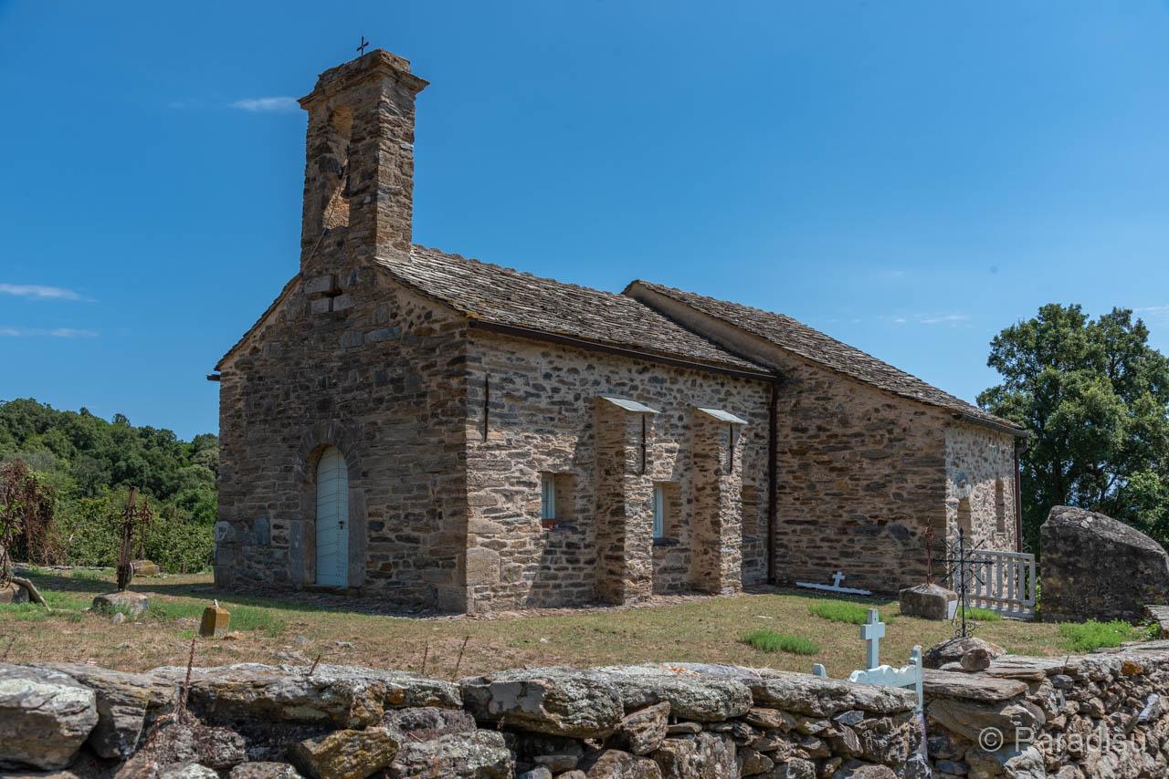 Chapelle Santa Christina
