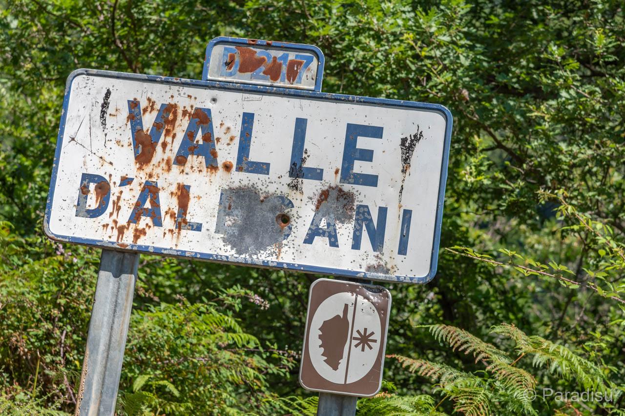 Valle D0Alesani