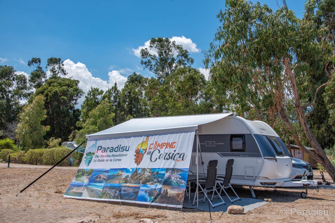 Camping Côte Des Nacres