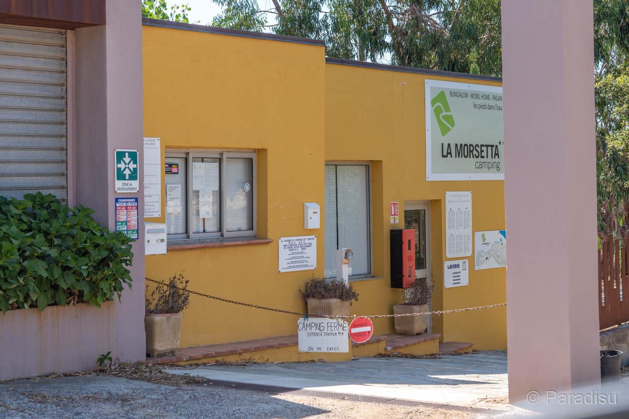 Camping La Morsetta Geschlossen