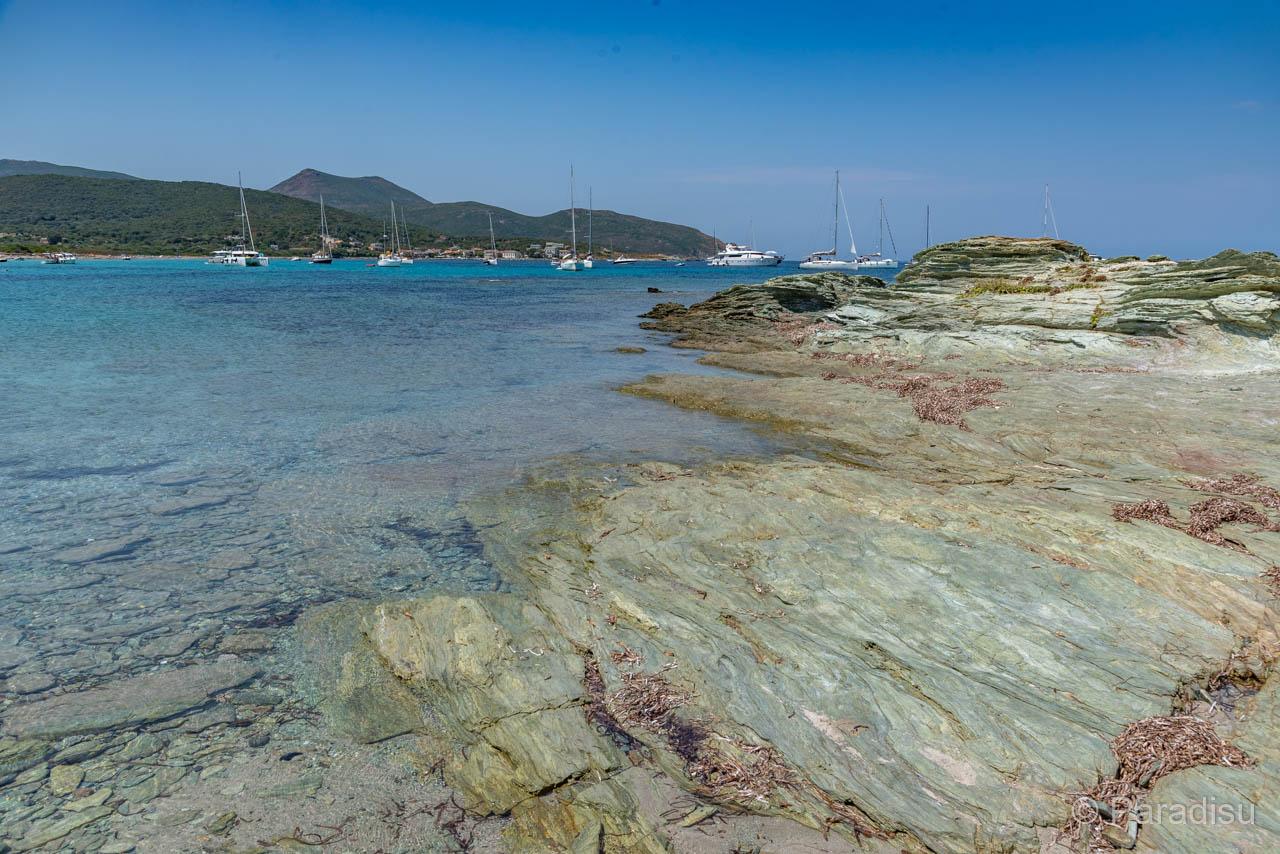 Strand Von Barcaggio
