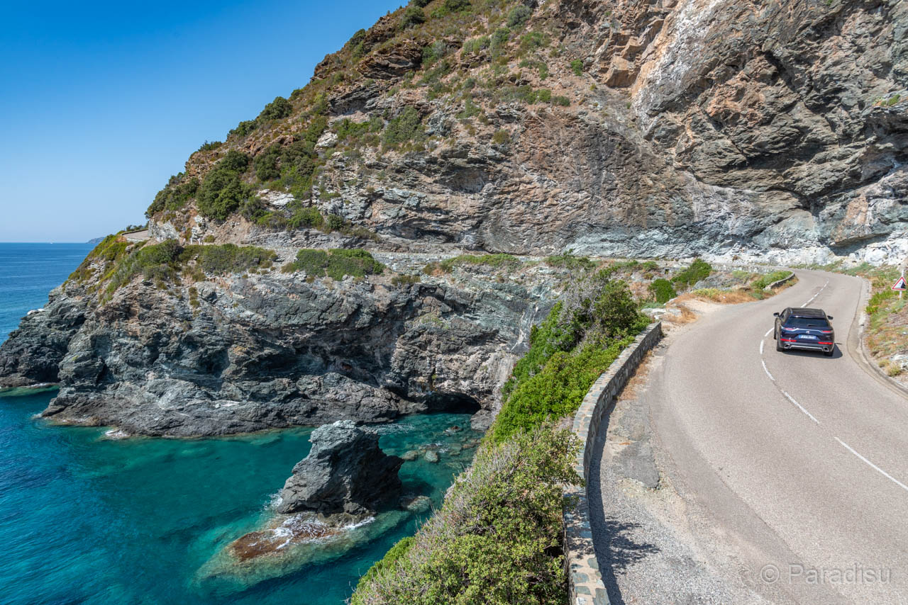 Westküste Cap Corse