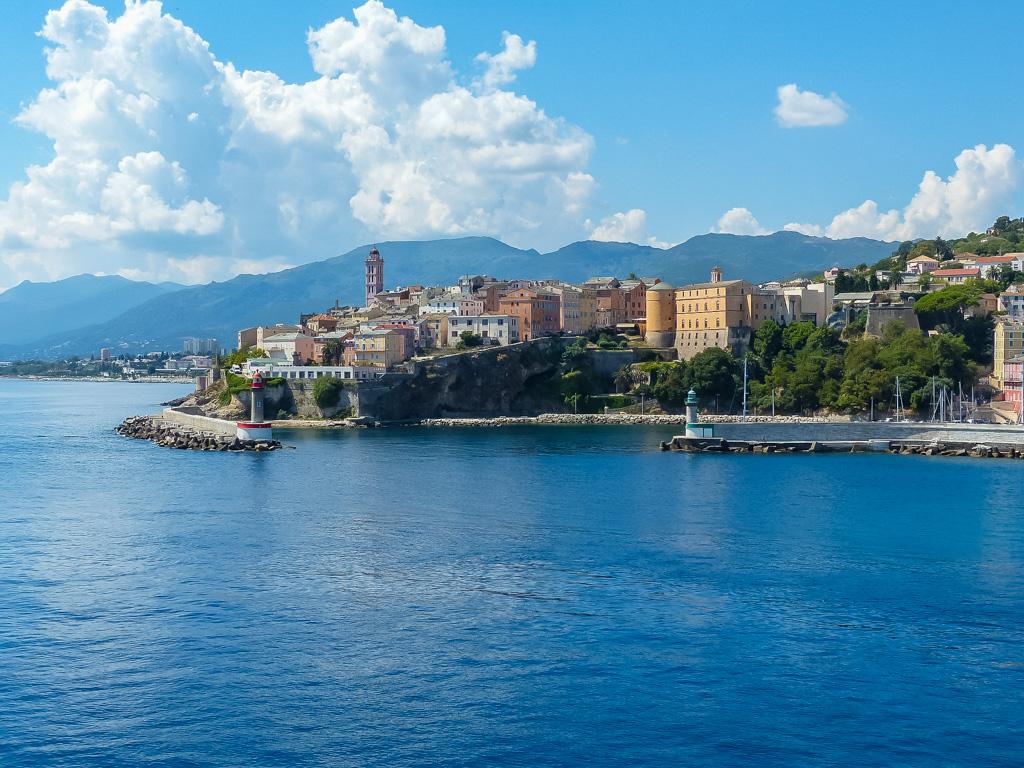 Korsika Rundreise Bastia