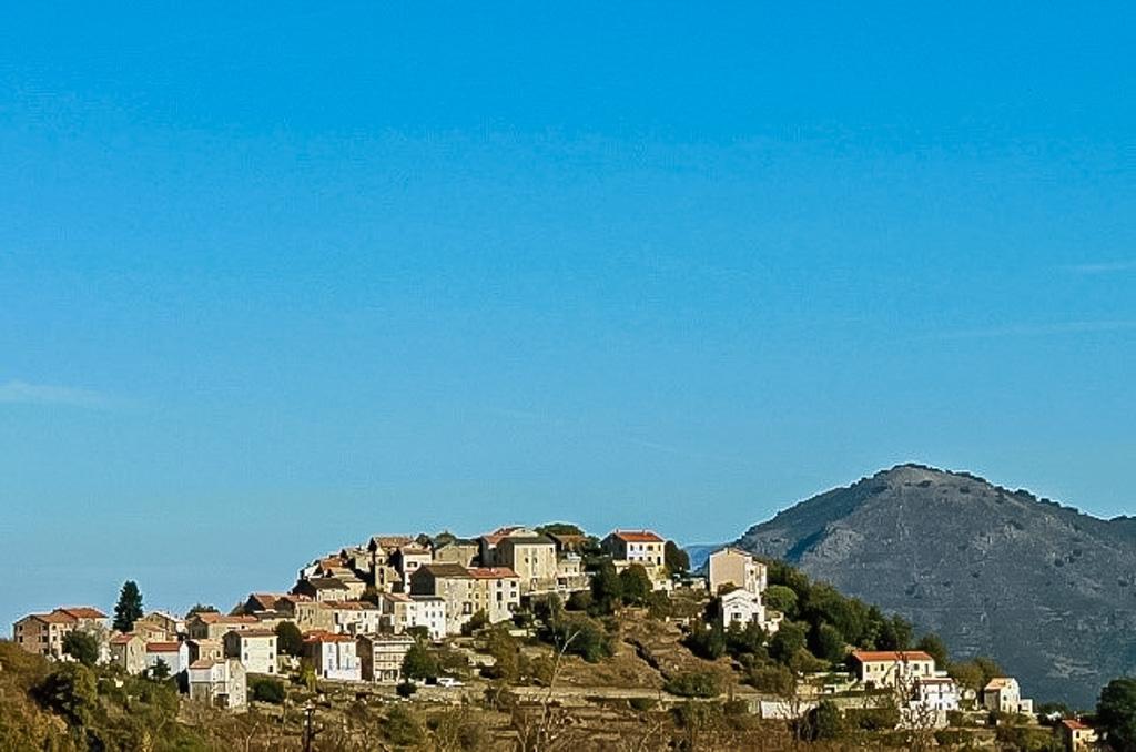 Korsika Rundreise Sant-Antonino