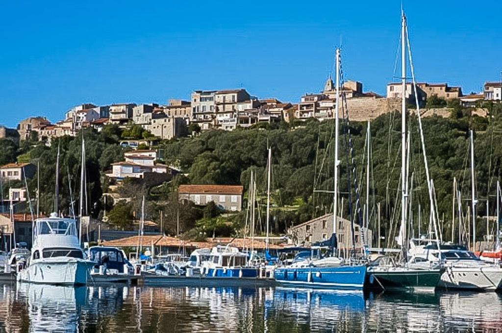 Korsika Rundreise Porto-Vecchio