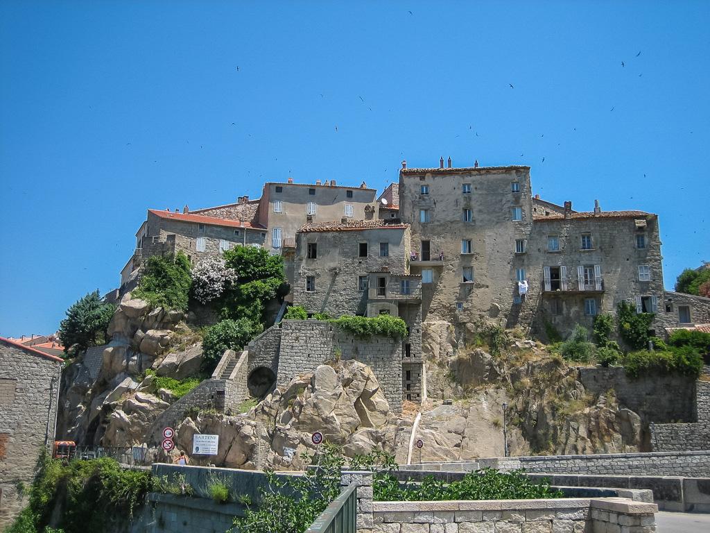 Korsika Rundreise Sartène
