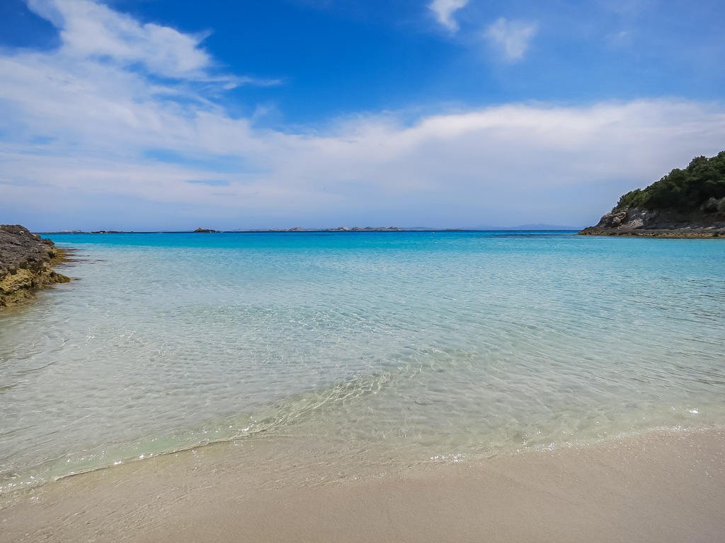 Korsika Rundreise Traumstrand