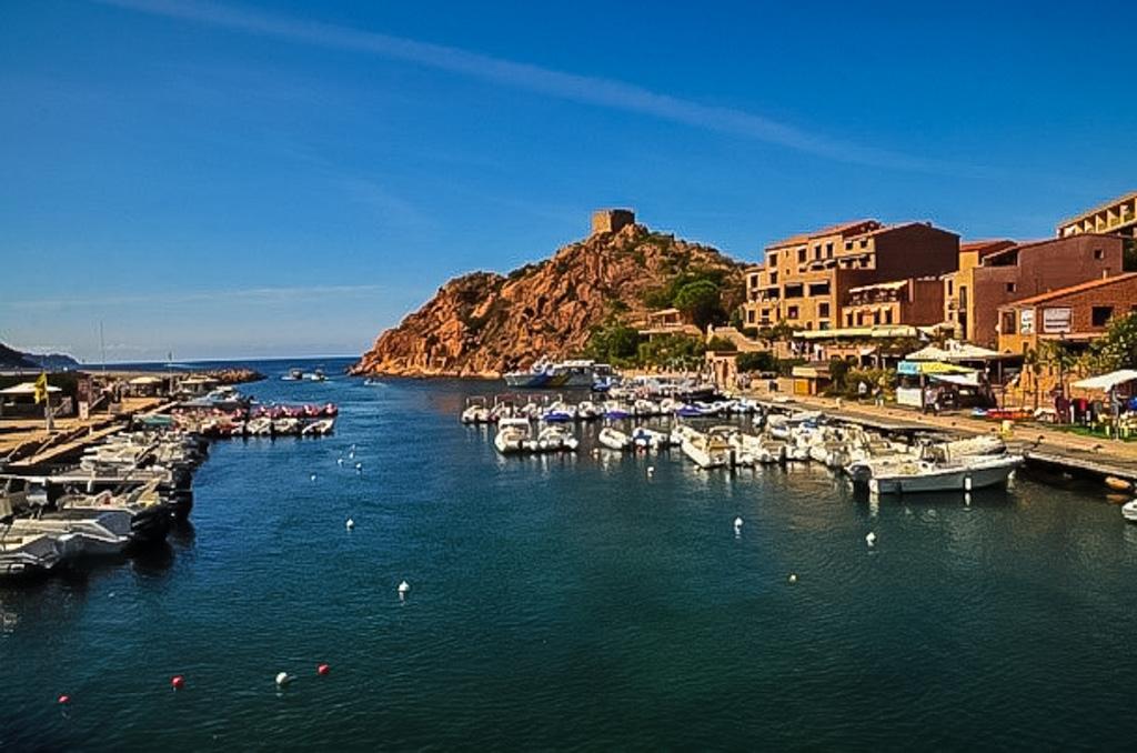 Korsika Rundreise Porto
