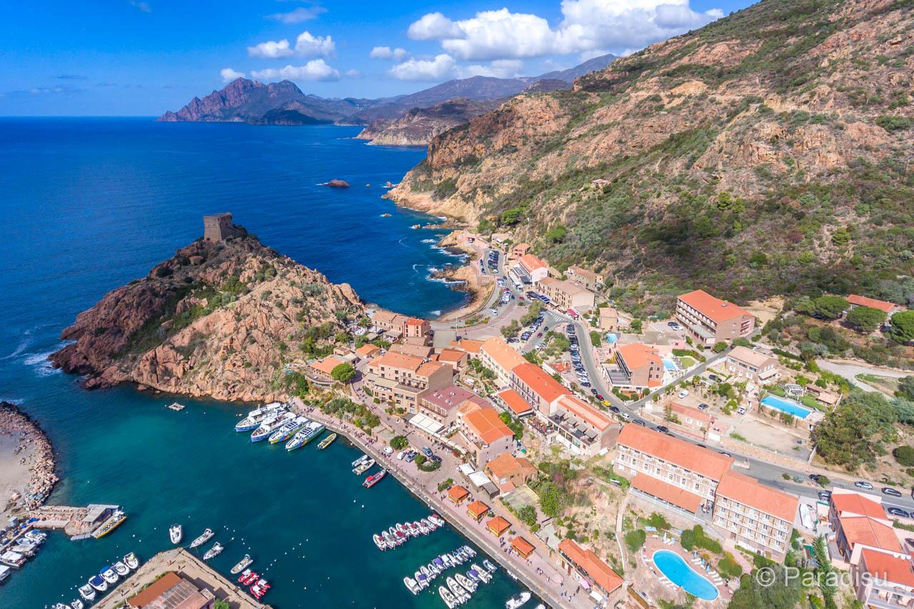 Porto | Paradisu - der grosse Reiseführer für Korsika