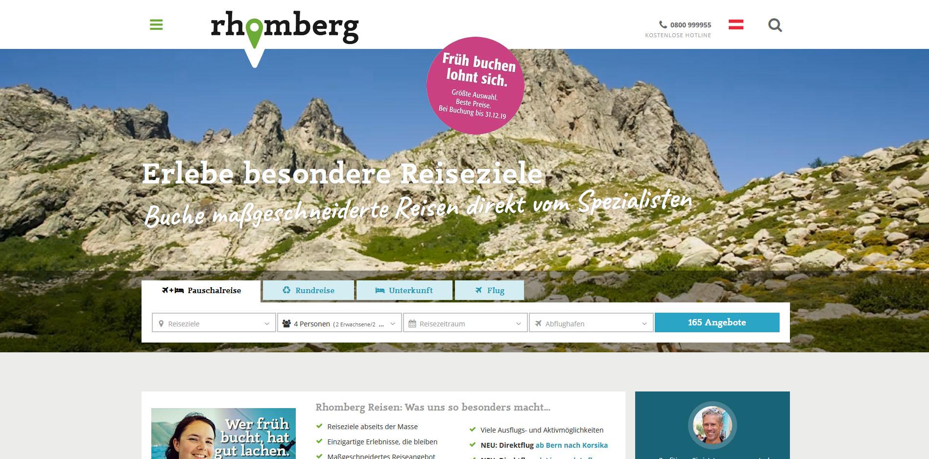 Rhomberg Reisen Korsika