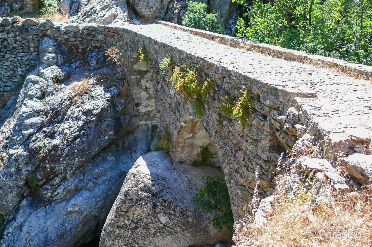 Scala Di Santa Regina Ponte Di L'Accia