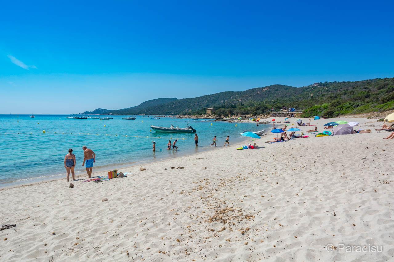 Strand Von Cala D'Orzu