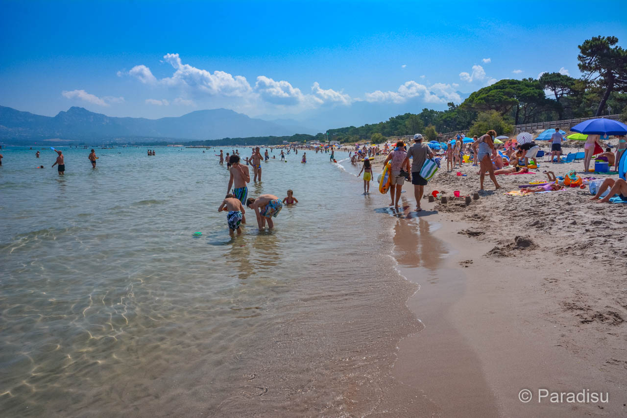 Strand Von Pain De Sucre