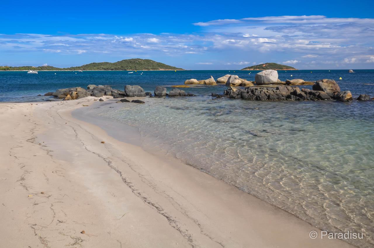 Strand von Saint Cyprien