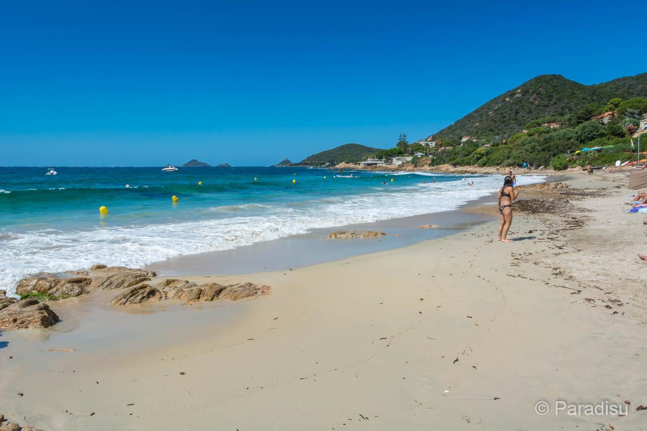 Strand Von Terre Sacrée