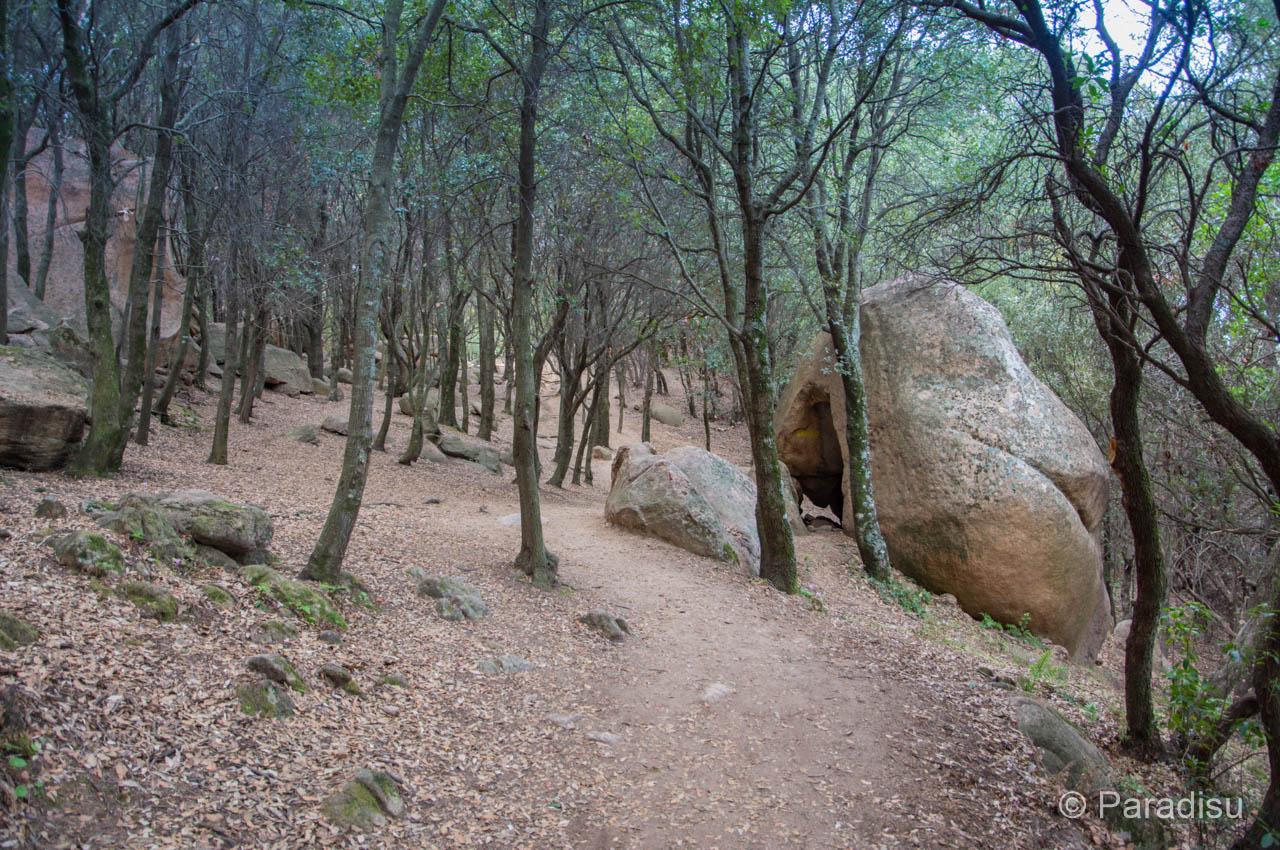 Wanderung Calanche Tête Du Chien - Château