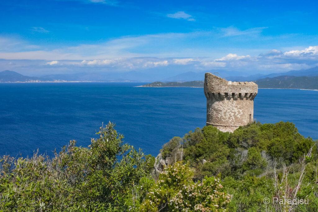 Wanderung zum Capo di Muro