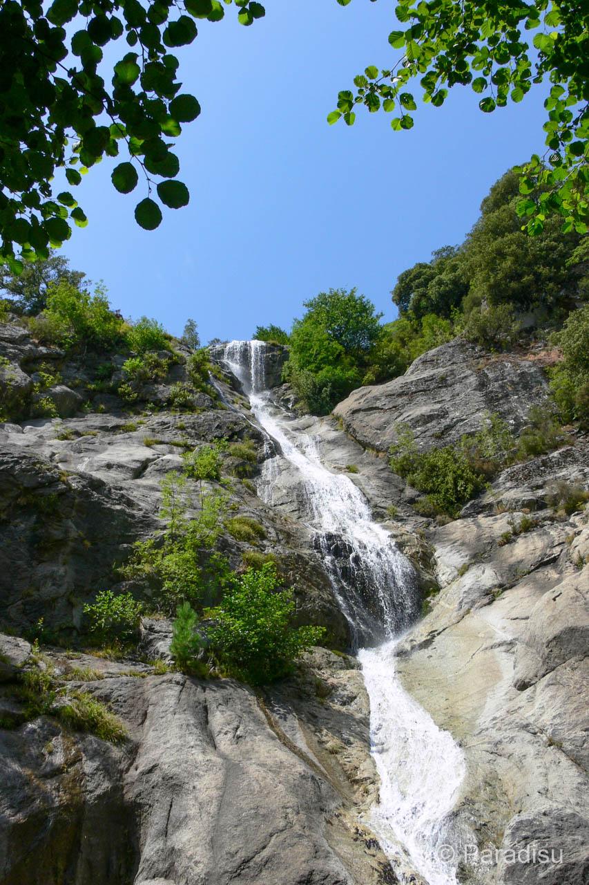Wasserfall Von Bura
