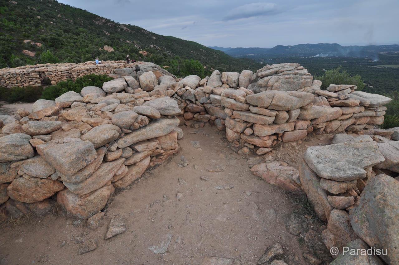 Wanderung Zum Castello D'Arraggio