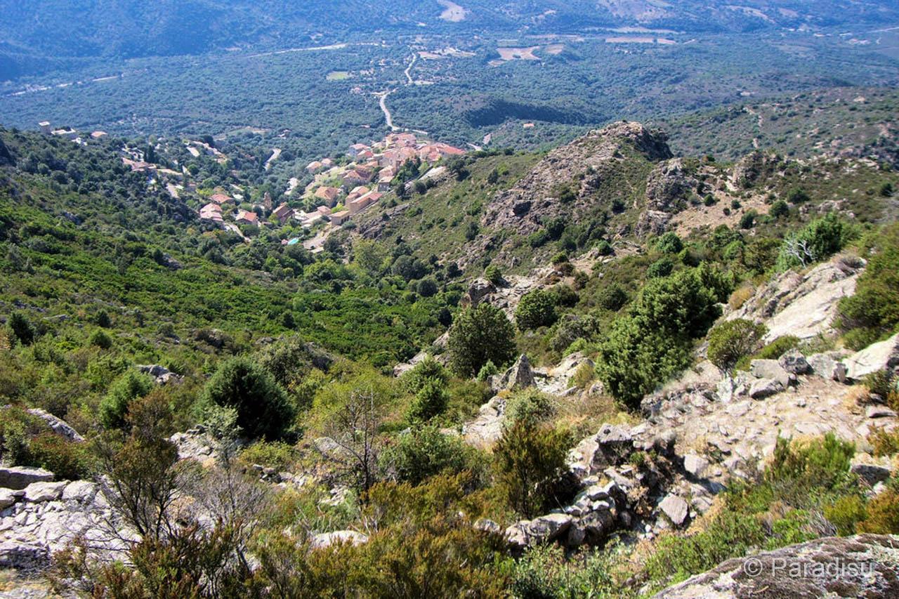 Wanderung Monte Astu