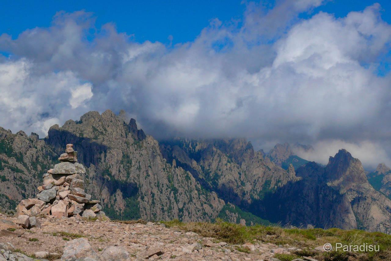Wanderung auf den Monte Calva