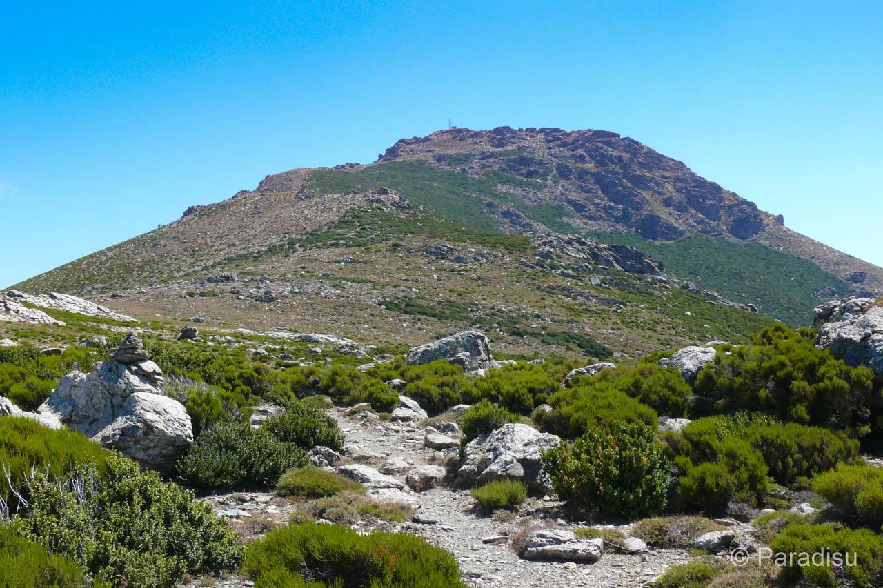 Wanderung Monte Stello