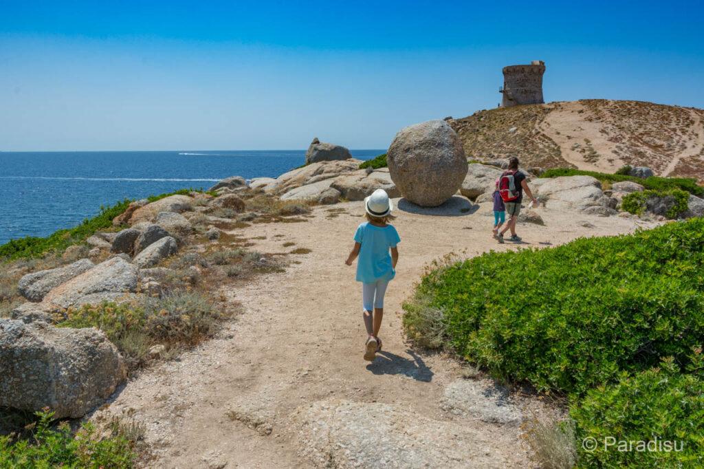 Wanderung zur Tour d'Omigna